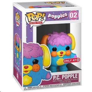 Funko POP! Retro Toys: Popples - P.C. Popple